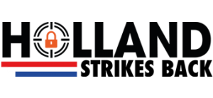 Logo Holland Strikes Back 2015