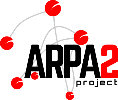 The ARPA2 project logo